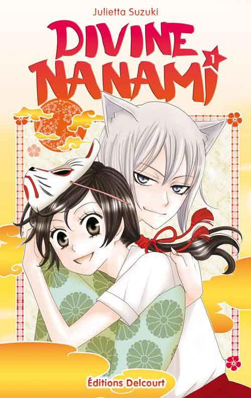 """""""Divine Nanami"""" T1 & 2 par Julietta Suzuki"""