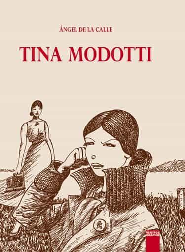 """COUP DE PROJECTEUR SUR... : """"Tina Modotti"""" par Ángel de la Calle"""