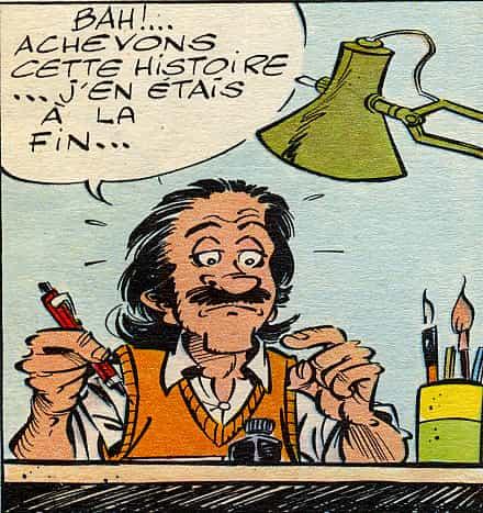 LE COIN DU PATRIMOINE : Hommage à Jean Tabary