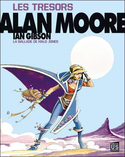 """Halo Jones"" par  Ian Gibson et Alan Moore"