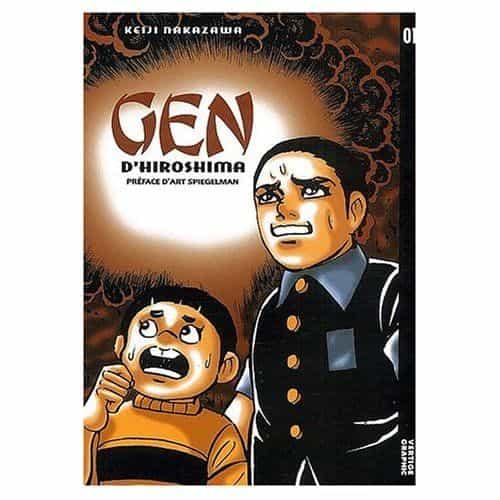 «Gen d'Hiroshima», premier Prix Asie-ACBD