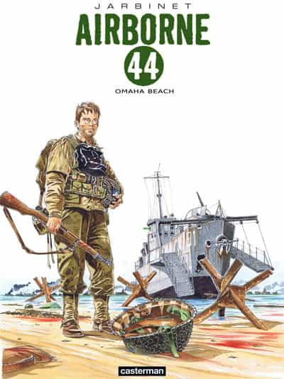 """Airborne 44"" T3 par Philippe Jarbinet"