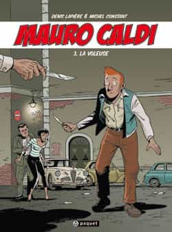 LE COIN DU PATRIMOINE : Les premières bandes dessinées de Denis Lapière