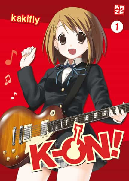 """""""K-on !"""" T1 par Kakifly"""