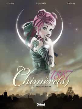 """LANCEMENT DE """"CHIMERE(S) 1887"""""""