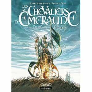 """""""Les Chevaliers d'Émeraude""""T1"""