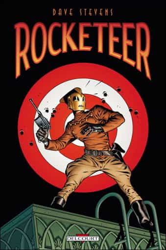 """""""Rocketeer"""" par Dave Stevens, etc."""