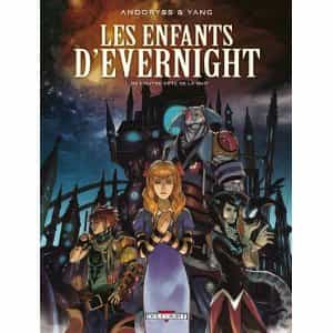 """Les Enfants d'Evernight"" T1"
