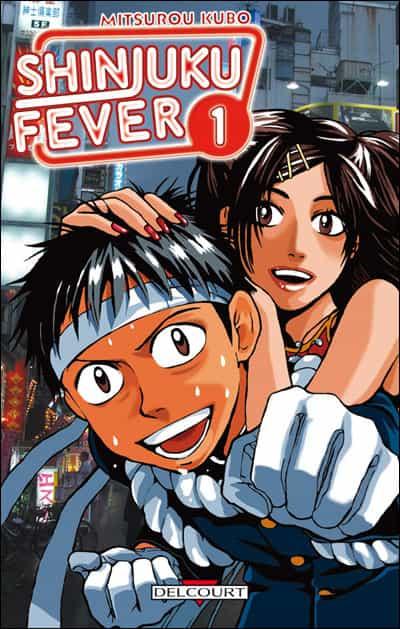 """Shinjuku Fever"" T1 par Mitsurou Kubo"