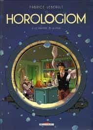"""Horologiom"" T6 par Fabrice Lebeault"