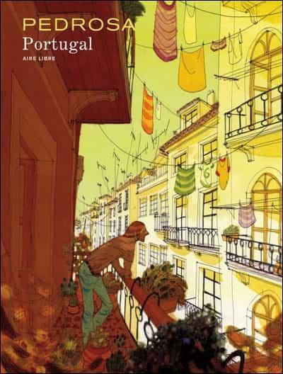 """Portugal"" par Cyril Pedrosa"