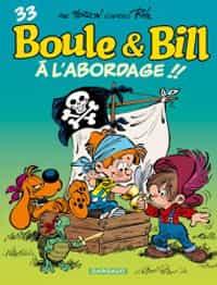 """Boule et Bill"" T33"