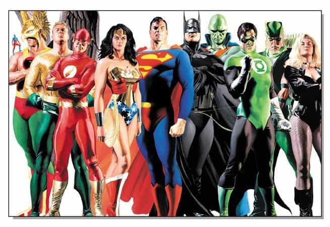 Justice League of America au cinéma!