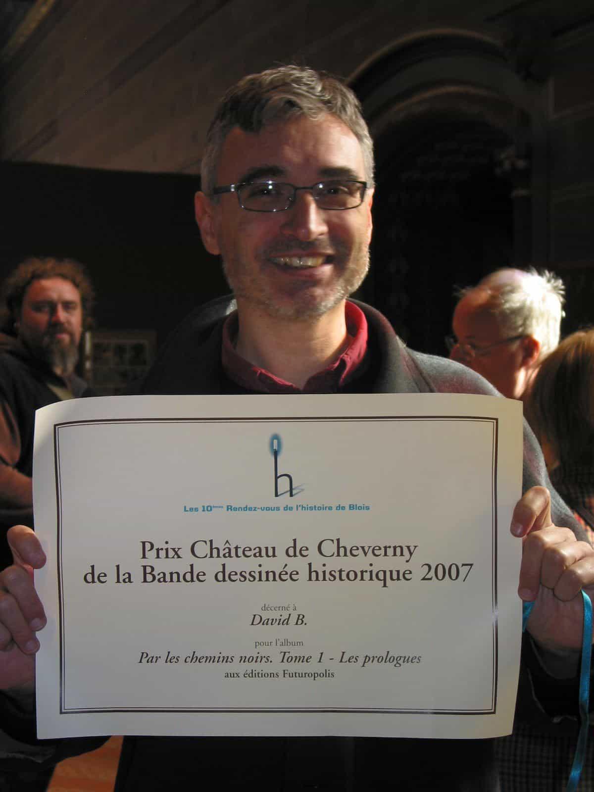 Rendez-vous de l'histoire 2007 : la bd et l'histoire font bon ménage à Blois