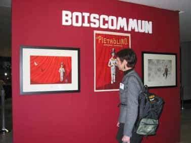 Olivier Boiscommun au Festival bdboom de Blois