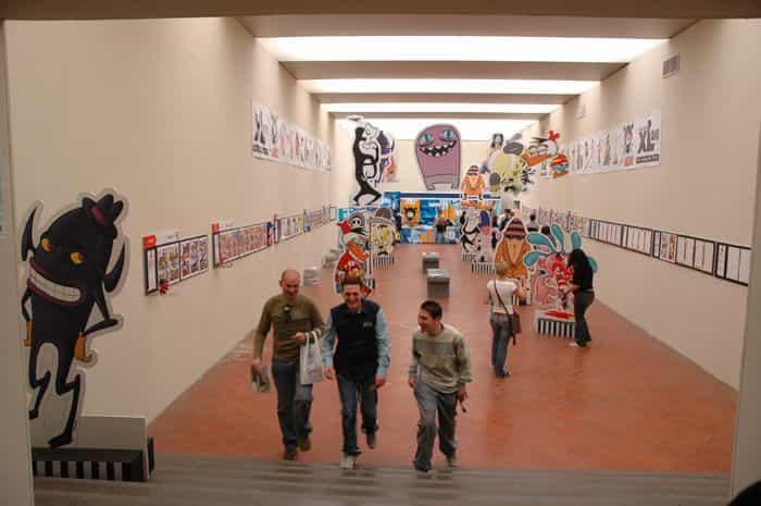 Napoli COMICON fêtera son dixième anniversaire au Festival international de la Bande Dessinée d'Angoulême