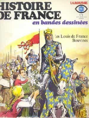 L'HISTOIRE DE FRANCE EN BD REEDITEE