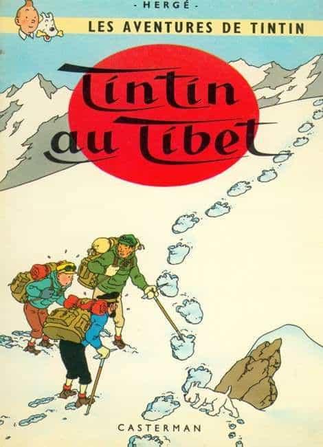 Tintin au Tibet… chinois ?