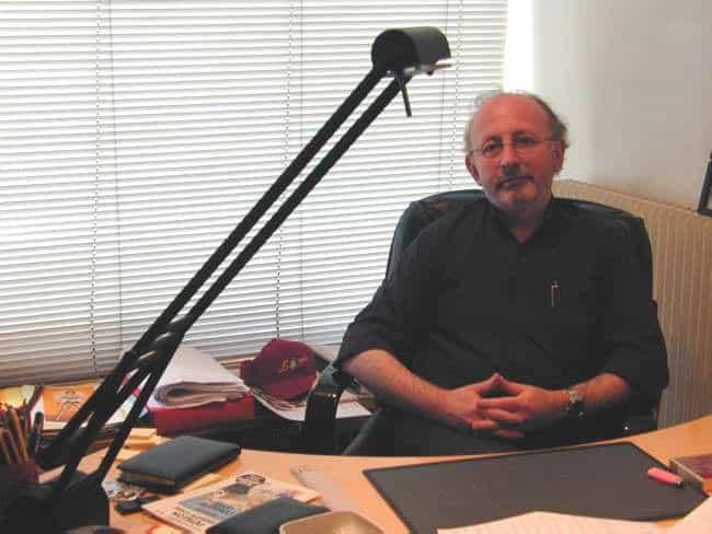 HERVE DESINGE : L'INTERVIEW