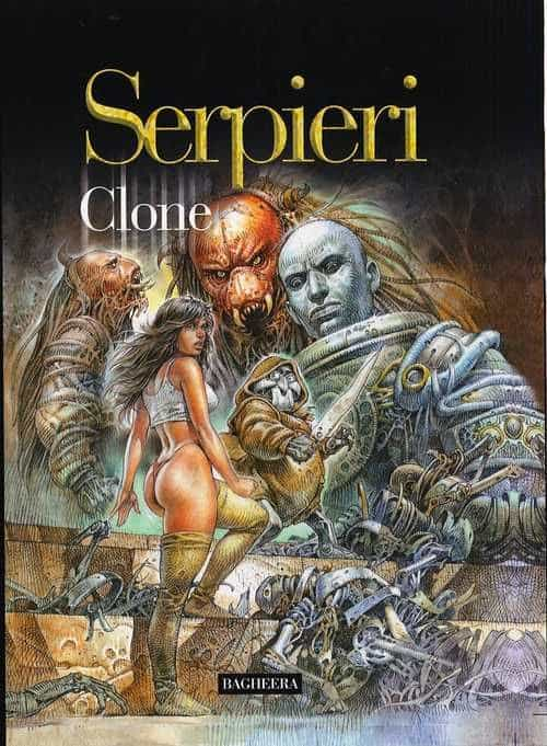 CLONE, le nouveau Serpieri