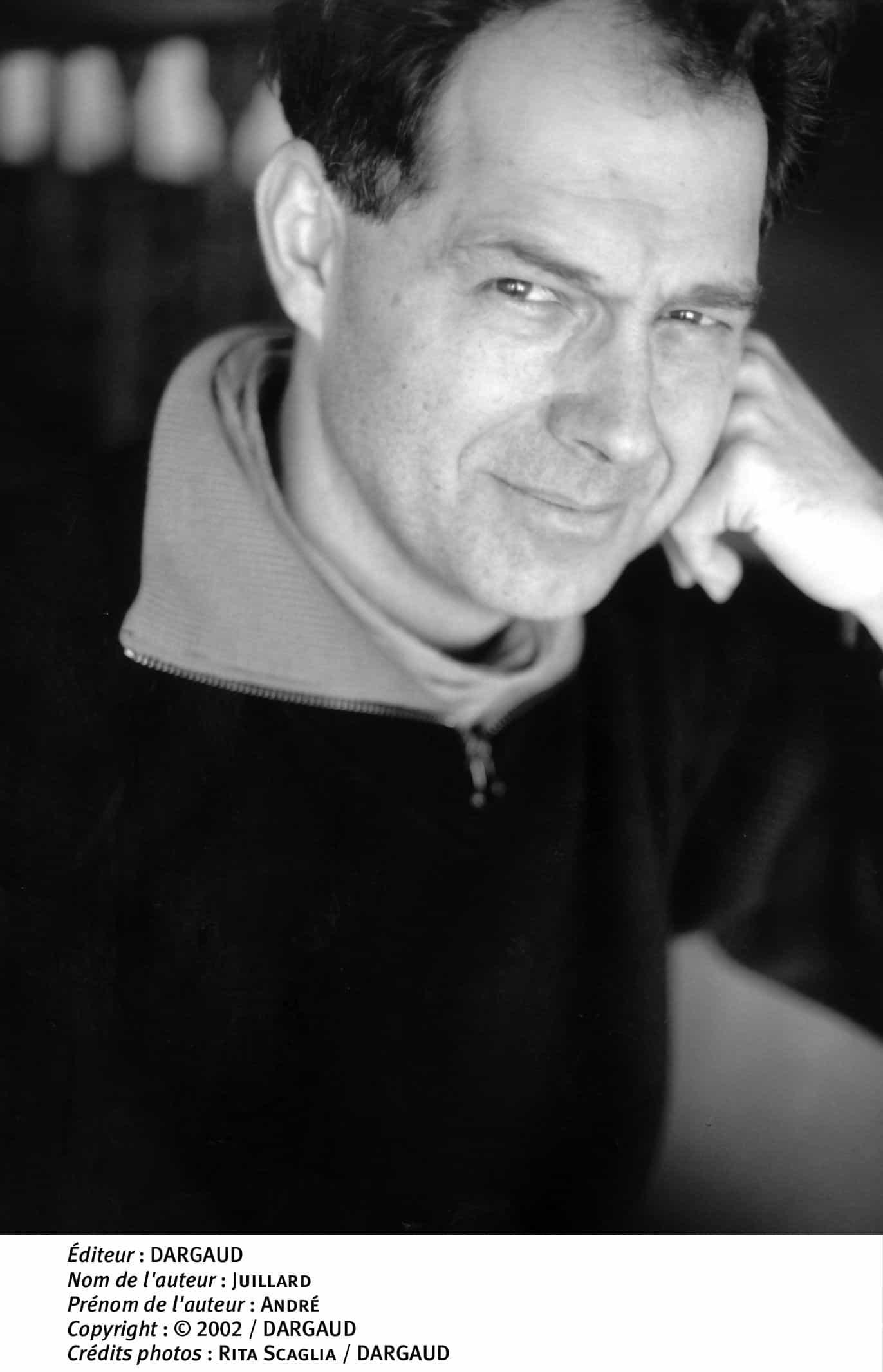 Entretien avec André Juillard