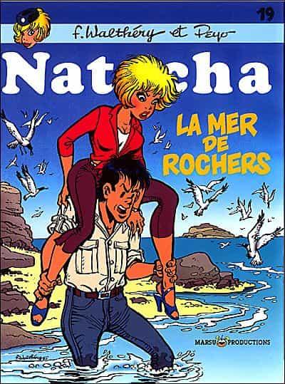 François Walthéry, à propos de La mer de rochers