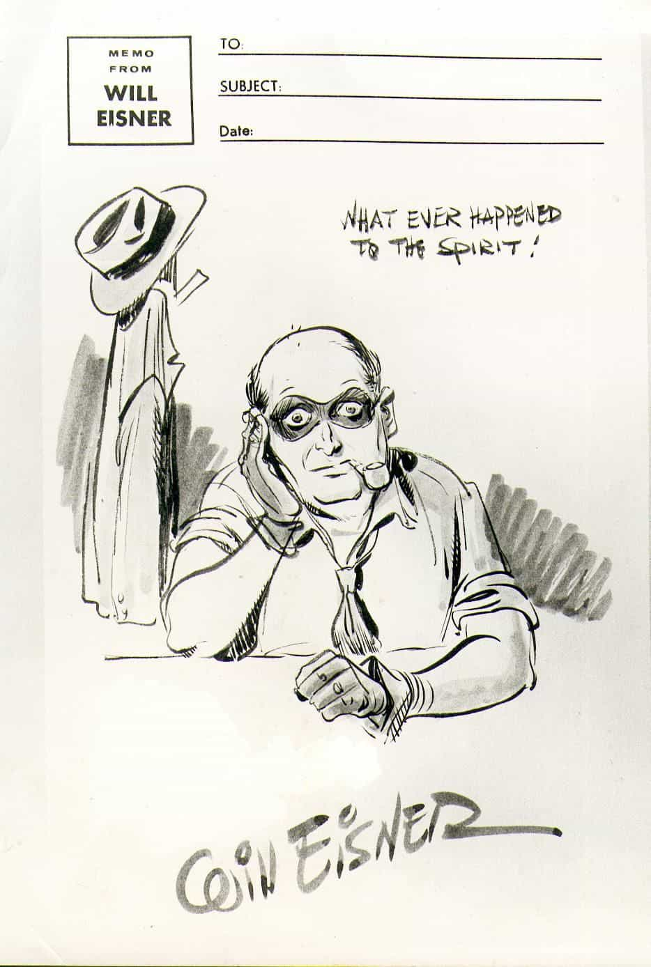 INTERVIEW DE WILL EISNER
