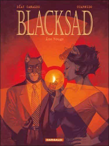 A propos de Blacksad : Rencontre avec Canalès et Guarnido