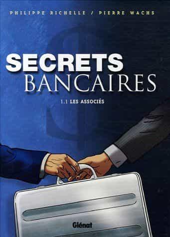 Interviews de Richelle et Wachs pour Secrets Bancaires 1 : Les associés