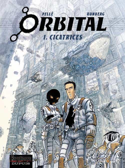 Rencontre avec Serge Pellé et Sylvain Runberg, auteurs d'Orbital