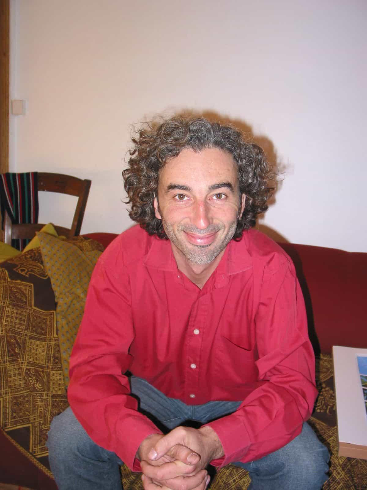 Christophe Dabitch, un scénariste qui monte
