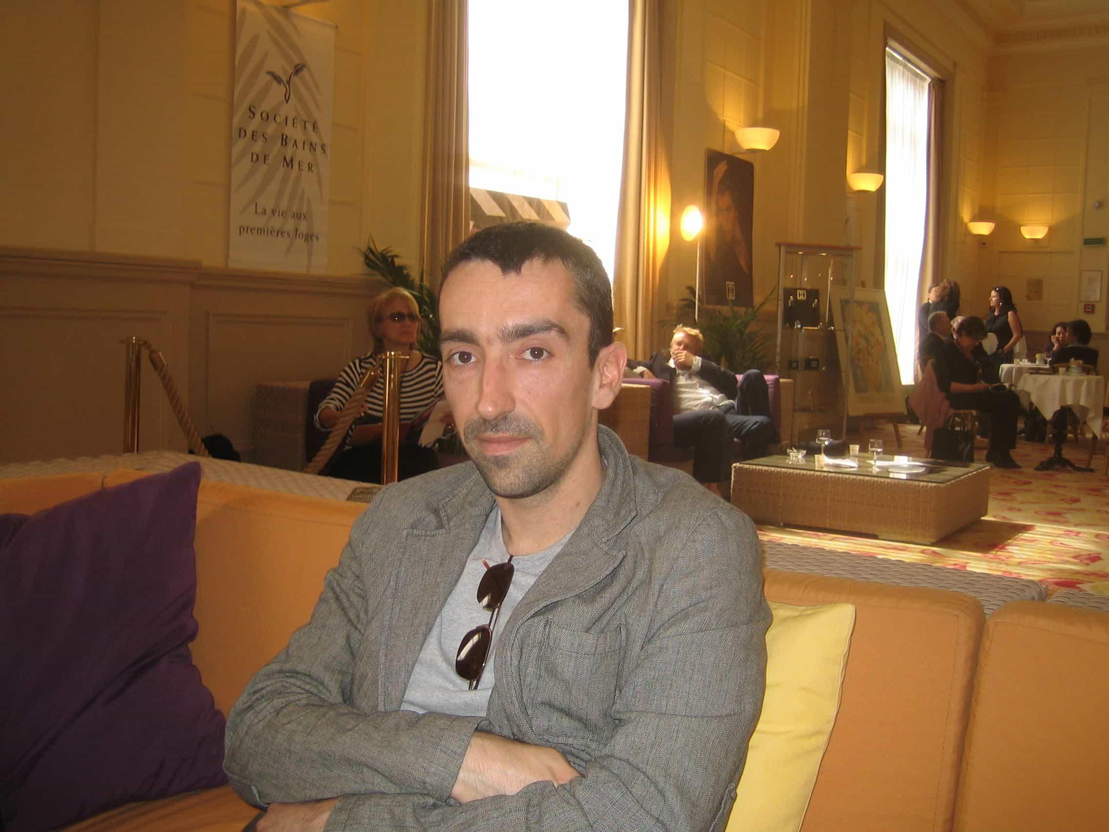 Grand Portrait. Fabien Nury : « Entre deux Arts »