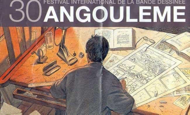 30e FESTIVAL D'ANGOULEME-23-26 JANVIER 21003