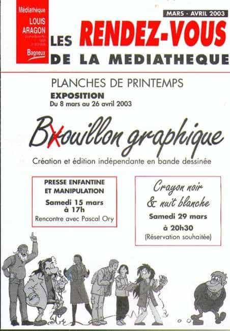 BROUILLON GRAPHIQUE