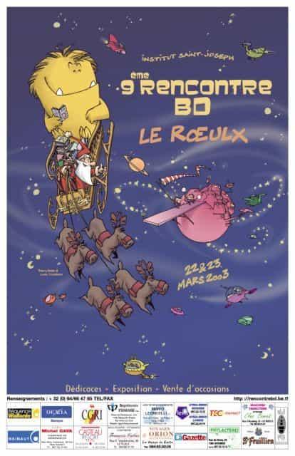 9°RENCONTRES BD LE ROEULX