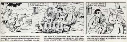 """Les """"Pieds Nickelés"""" par Pesch"""